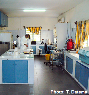 National TB Reference Laboratory Benin