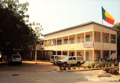 National Tuberculosis Reference Laboratory Benin